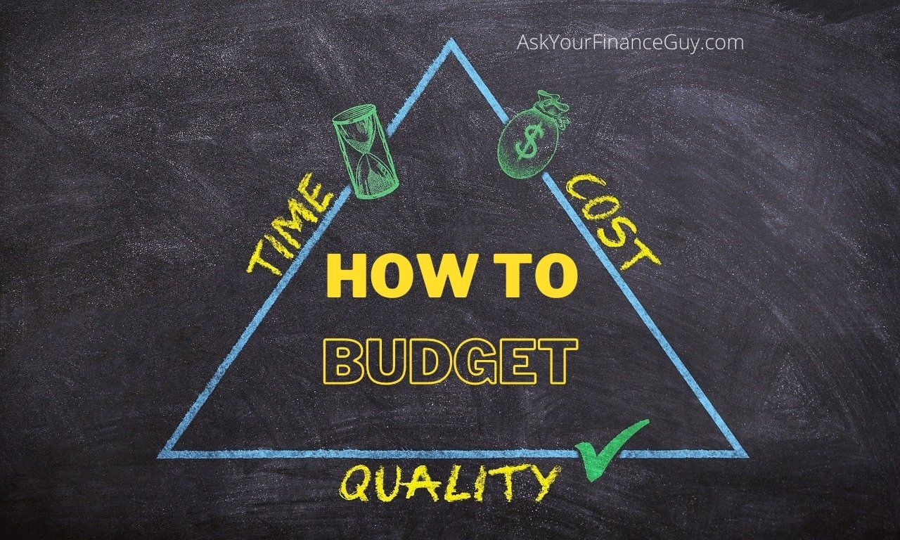How to Budget Money Effectively